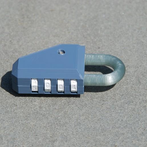 DSC_0837.JPG Télécharger fichier STL gratuit Kit de verrouillage de permutation personnalisable (verrouillage à combinaison) • Objet pour impression 3D, plasticpasta
