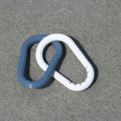 Télécharger fichier STL gratuit Mousqueton de flexion • Objet imprimable en 3D, plasticpasta