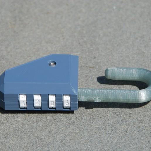DSC_0838.JPG Télécharger fichier STL gratuit Kit de verrouillage de permutation personnalisable (verrouillage à combinaison) • Objet pour impression 3D, plasticpasta