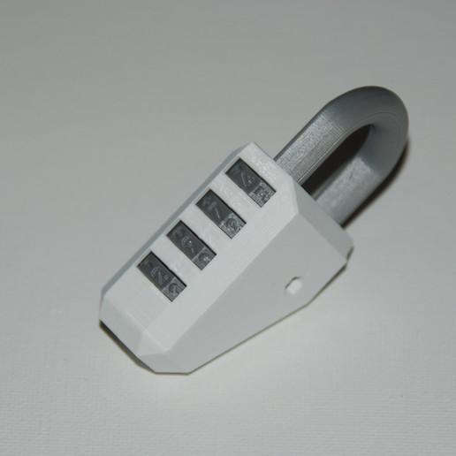 DSC_0728.JPG Télécharger fichier STL gratuit Kit de verrouillage de permutation personnalisable (verrouillage à combinaison) • Objet pour impression 3D, plasticpasta