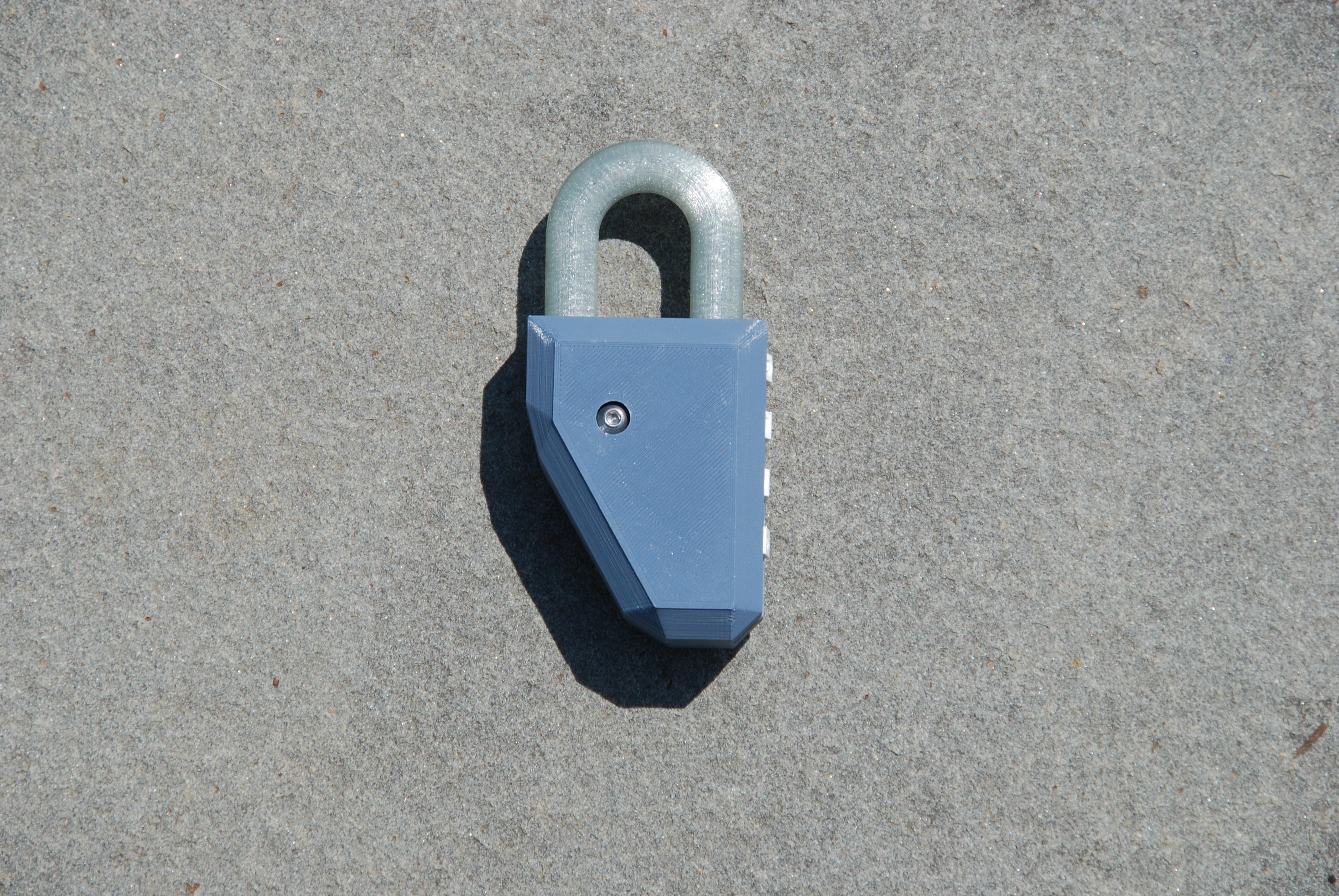 DSC_0840.JPG Télécharger fichier STL gratuit Kit de verrouillage de permutation personnalisable (verrouillage à combinaison) • Objet pour impression 3D, plasticpasta