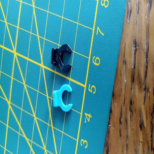 image.png Download free STL file ender3 extruder tube fitting clip 2mm • 3D printer model, MickeyManu