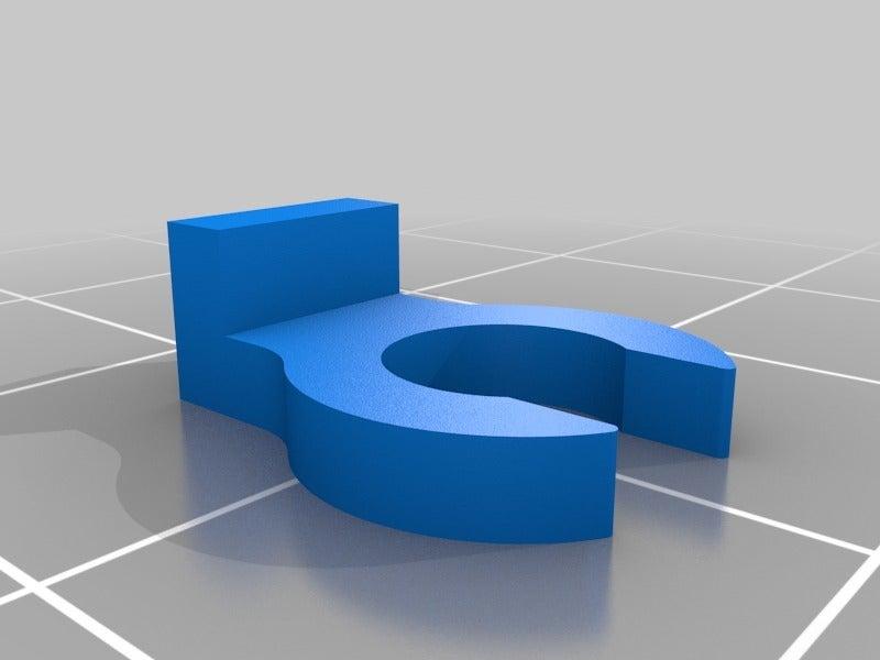 158b8d35dc7bd8be2da106dc7e910d07.png Download free STL file ender3 extruder tube fitting clip 2mm • 3D printer model, MickeyManu