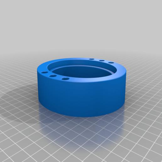Support_hydro.png Download free STL file Alfawise RIG-JR00002 - Alfawise dental water jet stand/holder • 3D printing design, MickeyManu