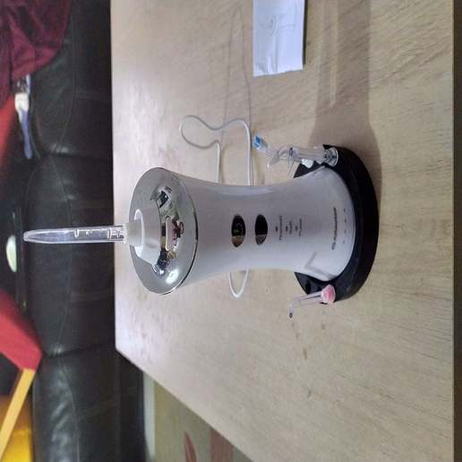 IMG_20191019_153416.jpg Download free STL file Alfawise RIG-JR00002 - Alfawise dental water jet stand/holder • 3D printing design, MickeyManu
