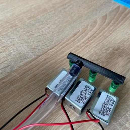 IMG_0808.jpg Télécharger fichier STL gratuit Electrovanne à 4 voies, connecteur de tuyau, adaptateur de mise à la terre pour l'arrosage des fleurs • Modèle pour impression 3D, Thymos