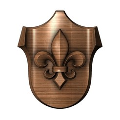 SH-1-0000.JPG Download 3MF file Decorative Lys flower heraldic lily Shield 3D print model      Description     Comments (0)     Reviews (0) • 3D printable object, RachidSW