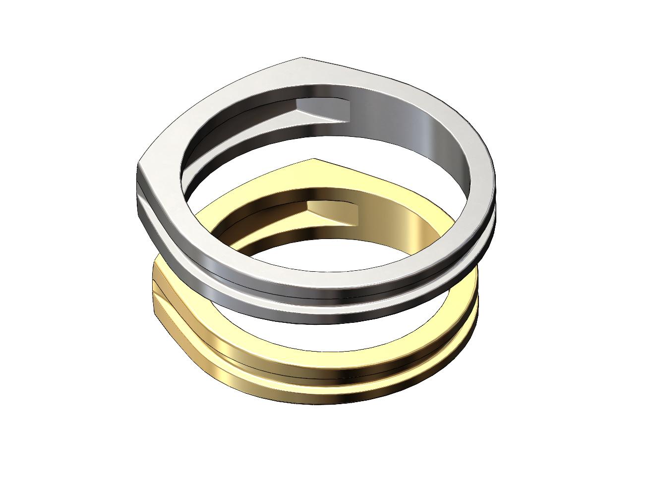 dome-signet-ring-05.JPG Télécharger fichier 3MF Modèle d'impression 3D de la bague de signature du dôme • Modèle imprimable en 3D, RachidSW