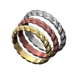 twisted-wire-band-00.JPG Télécharger fichier 3MF Modèle d'impression 3D à bande torsadée • Modèle imprimable en 3D, RachidSW