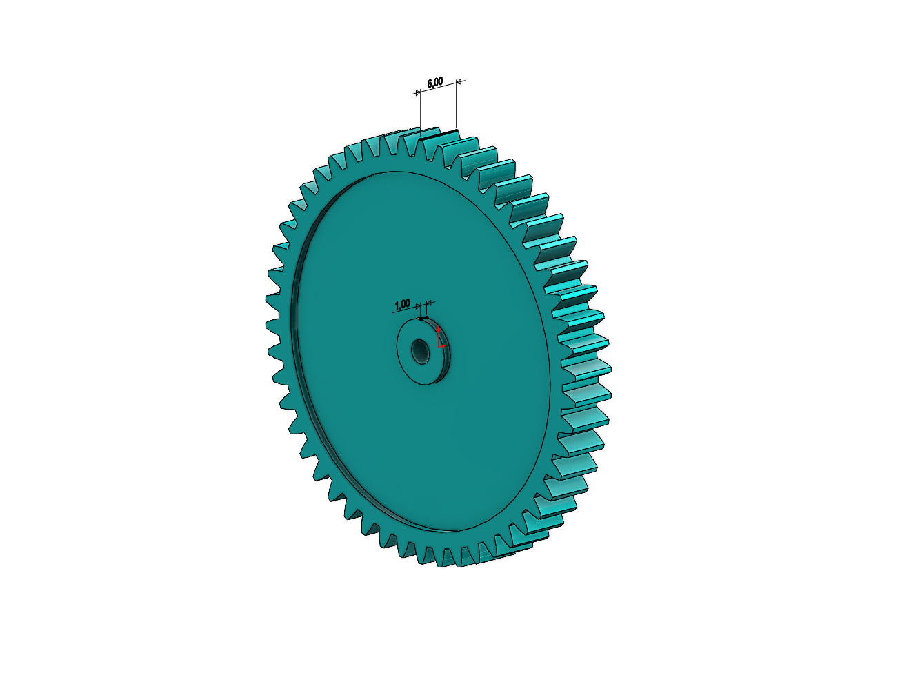 M1-GEAR-SET-02.JPG Download 3MF file Mini Spur Gears Metric Set 3D print model • 3D printing model, RachidSW