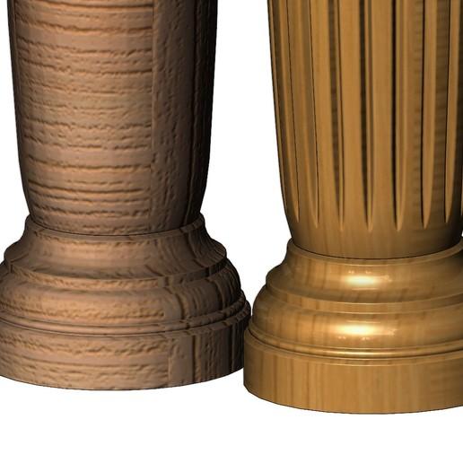 columns-mini-10.JPG Download 3MF file Miniature model making columns 3D print model • 3D printable design, RachidSW