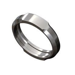 Chamfered-edgs-ring-00.JPG Download 3MF file Chamfered edge band 3D print model • 3D print template, RachidSW