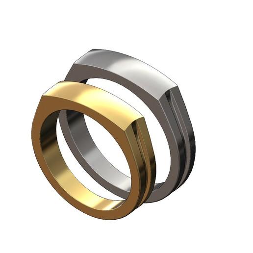 dome-signet-ring-00.JPG Télécharger fichier 3MF Modèle d'impression 3D de la bague de signature du dôme • Modèle imprimable en 3D, RachidSW