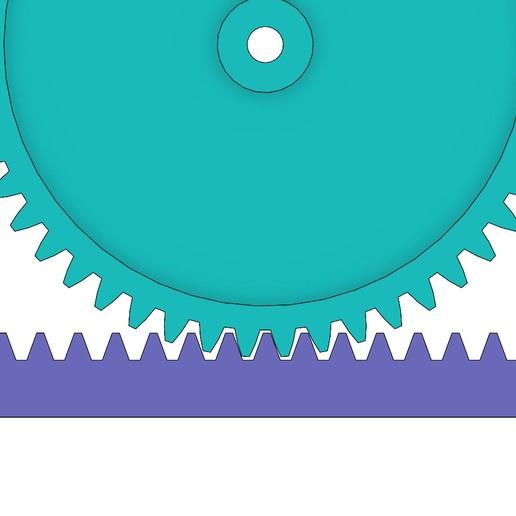 M1-GEAR-SET-08.JPG Download 3MF file Mini Spur Gears Metric Set 3D print model • 3D printing model, RachidSW