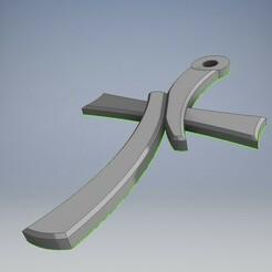 cruz.jpg Télécharger fichier STL Croix de verrouillage • Objet à imprimer en 3D, amhalimentos