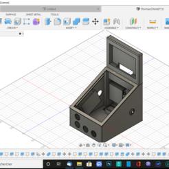 Download 3D printer designs Mini Virtual pinball android, diykitmodding