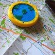 Download free STL file Gusset Watch Greenwich meridian • Object to 3D print, yanndsa