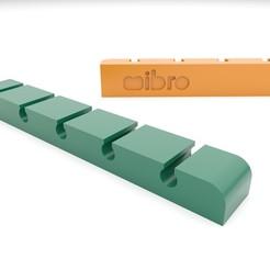 Download free STL file Cable Organizer • 3D printable design, mibro