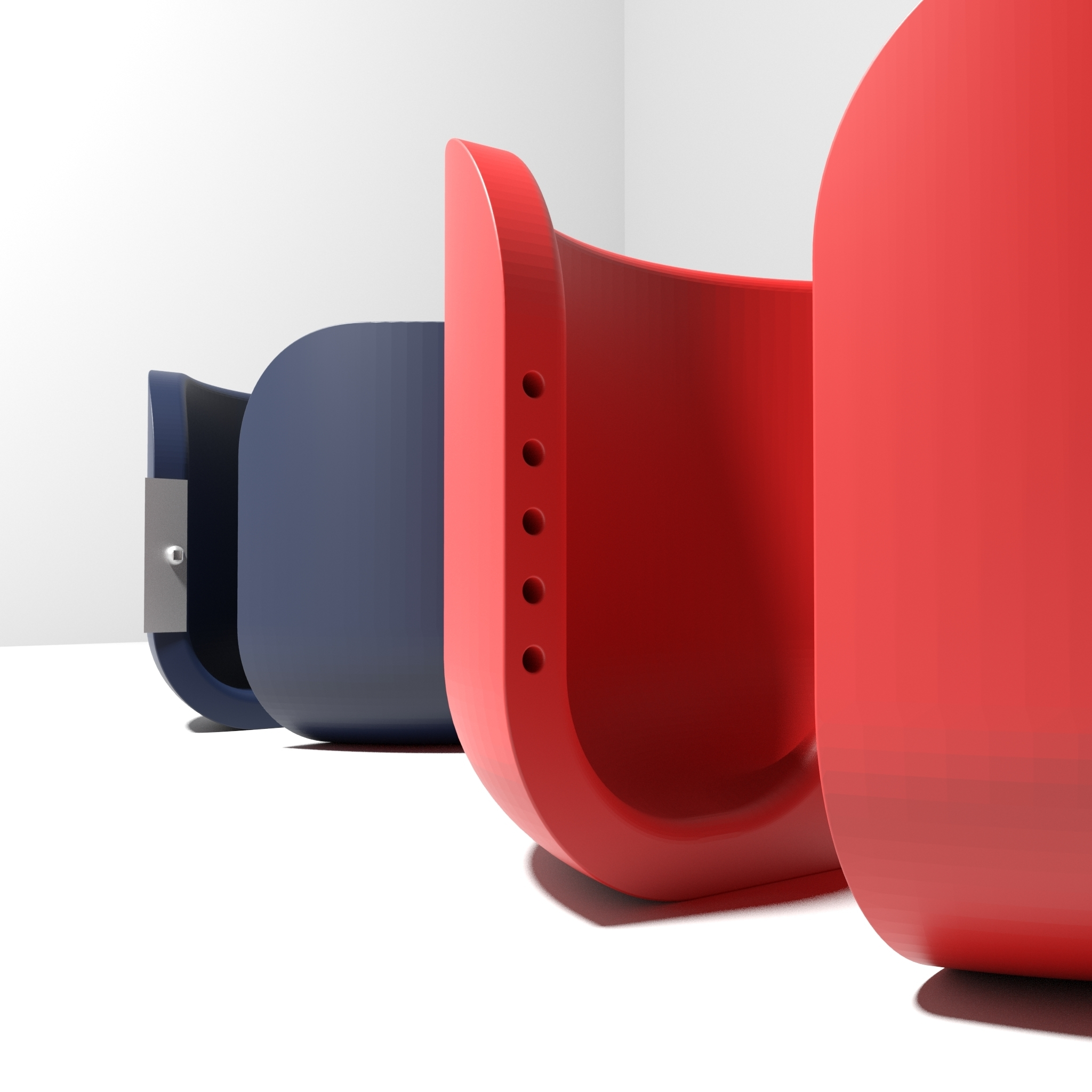 Prueba3.jpg Télécharger fichier STL Support de sol / ruban adhésif (articles de bureau et de bureau) • Modèle pour imprimante 3D, mibro