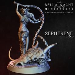 seepherene.jpg Télécharger fichier STL Sépherène - PRÉSOLU • Plan imprimable en 3D, BellaNachtMiniatures