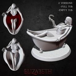elizabeth.jpg Télécharger fichier STL Elizabeth • Plan pour impression 3D, BellaNachtMiniatures