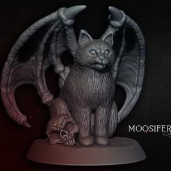moosifer.jpg Télécharger fichier STL Moosifer • Design pour impression 3D, BellaNachtMiniatures