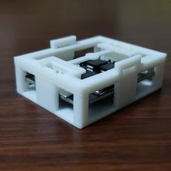 20191110_202949.jpg Download STL file smoother housing case • 3D printing model, PlanitroniC
