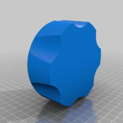 knob_v1.png Télécharger fichier STL gratuit bouton • Design à imprimer en 3D, blin