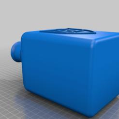bottle_v2.png Download free STL file Bottle design • Model to 3D print, blin