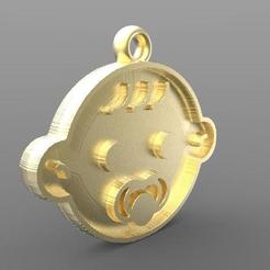 baby pendant .2.jpg Download STL file Baby jewelry • Model to 3D print, carle-leo
