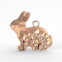 Download 3D printing models Rabbit, carle-leo