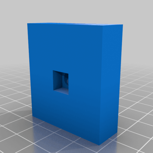 miniHolderSquareHole.png Download free STL file Miniature Holder (Sculpting and painting) • 3D print object, spalominominis