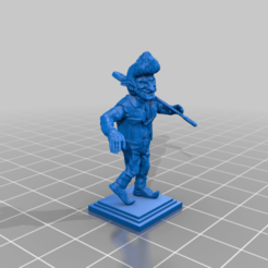 Descargar archivos 3D gratis Goblin rockabilly, spalominominis