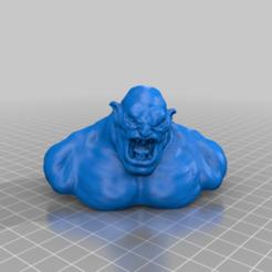 Télécharger fichier impression 3D gratuit Ogro, spalominominis
