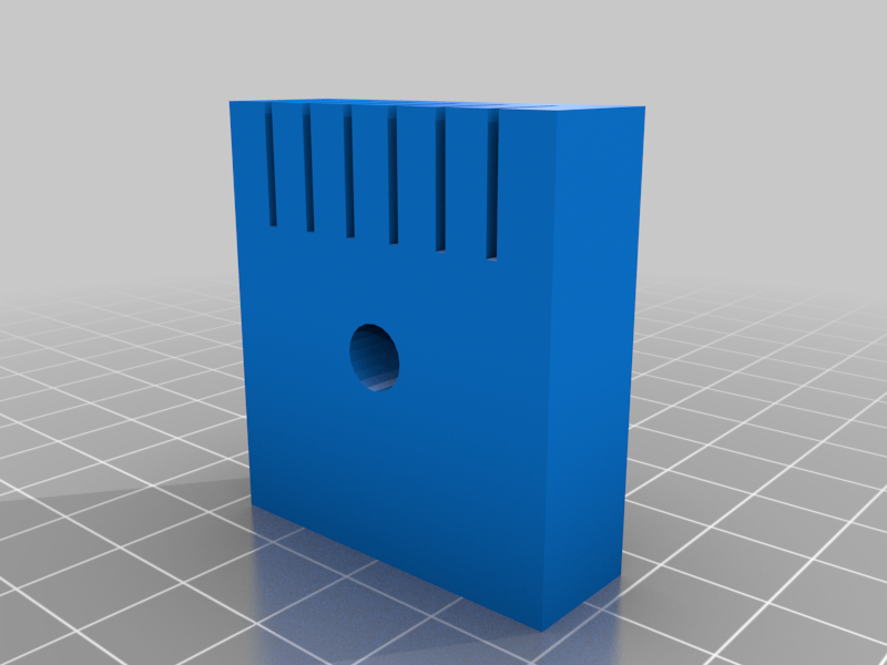 miniHolderCircleHole.png Download free STL file Miniature Holder (Sculpting and painting) • 3D print object, spalominominis