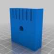 Download free 3D printer templates Miniature Holder (Sculpting and painting), spalominominis