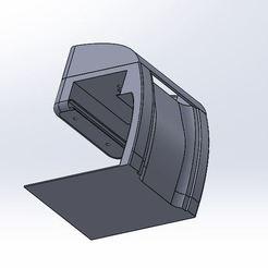 Télécharger fichier STL gratuit Changement de voie pour le slot numérique Ninco Mito3D, Mito3D