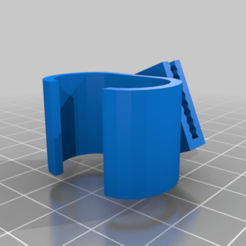 4PA9euN27wB.png Download free STL file Salisbury Light Clip • 3D printable object, mkent85