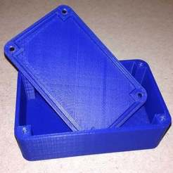 Download free 3D printing templates parametricBox (FreeCad), Armand_D