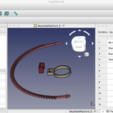 Download free 3D printer templates Beyblade RipCord (Serrated Stem), Armand_D