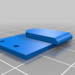 Télécharger fichier 3D gratuit extruder hole cover for uDelta Rework, Armand_D