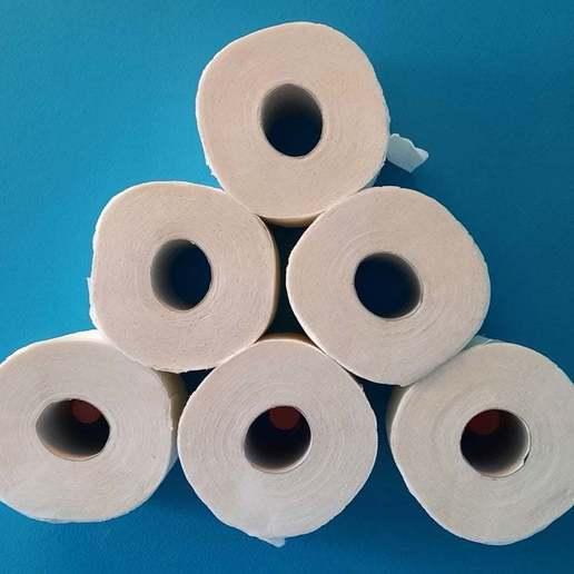 SpoolHolder_filled.jpg Télécharger fichier STL gratuit Porte-bobine de papier toilette • Plan imprimable en 3D, Markarndt