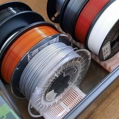 20200622_090000.jpg Télécharger fichier STL Porte-filament et séchoir • Design pour impression 3D, Markarndt