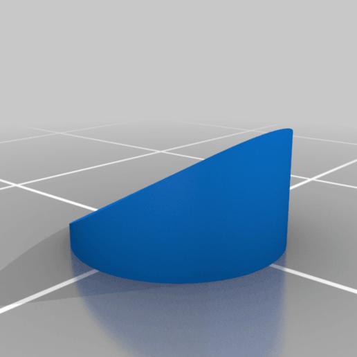 ScrewedVersion_PaperSpoolHolder_Cover.png Télécharger fichier STL gratuit Porte-bobine de papier toilette • Plan imprimable en 3D, Markarndt