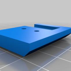 Télécharger objet 3D gratuit Support IR & Spacer Prusa MK3S, Markarndt