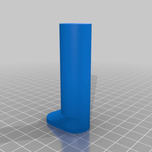 GlueVersion_PaperSpoolHolder.png Télécharger fichier STL gratuit Porte-bobine de papier toilette • Plan imprimable en 3D, Markarndt