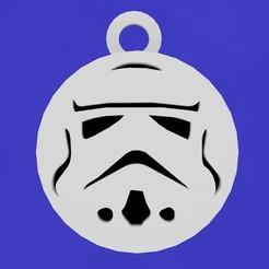 stromtrooper.jpg Télécharger fichier STL porte-clés stormtrooper • Design pour imprimante 3D, diklonius