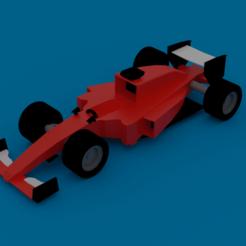 formula 1.png Download STL file formula 1 • Object to 3D print, diklonius