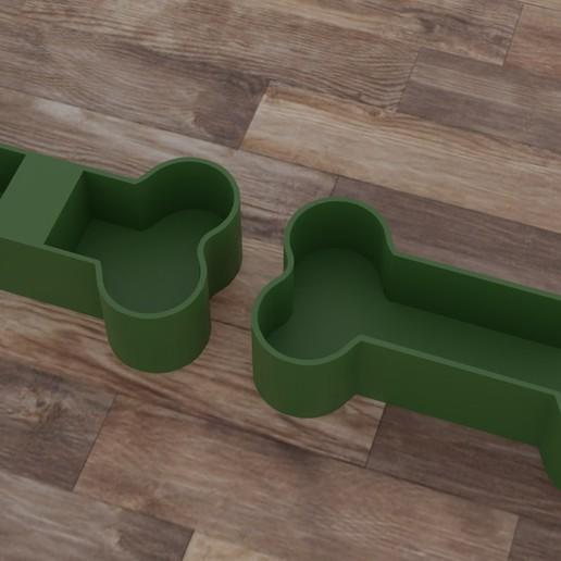 BEBEDERO PARA PERROS.jpg Download STL file FEEDER FOR DOG • 3D print model, diklonius