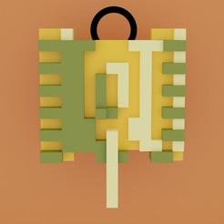 BATLE CITY.jpg Download OBJ file battle city • Design to 3D print, diklonius